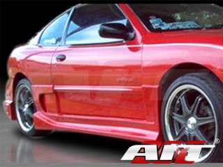 BZ Style Side Skirts For Pontiac Sunfire 1995-2002