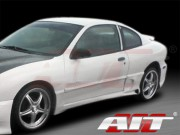 VS2 Style Side Skirts For Pontiac Sunfire 1995-2002