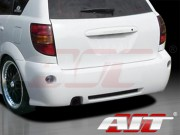 GRS Style Rear Bumper Cover For Pontiac Vibe 2003-2008