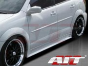 GRS Style Side Skirts For Pontiac Vibe 2003-2008