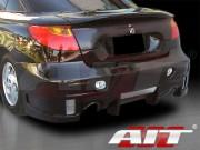 EVO Style Rear Bumper Cover For Saturn SC 2003-2004