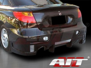 EVO Style Rear Bumper Cover For Saturn SC 2003-2004