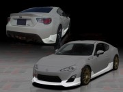 COC Style Complete Kit For Scion FR-S 2013-2014