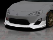 COC Style Front Bumper Lip For Scion FR-S 2013-2014
