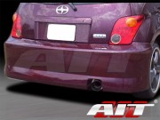 FAB Style Rear Bumper Cover For Scion xA 2004-2007