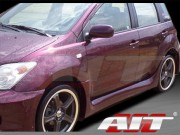 FAB Style Side Skirts For Scion xA 2004-2007
