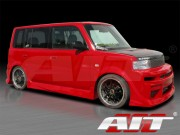 Diablo Series Side Skirts For Scion xB 2004-2007