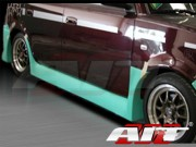 FAB Style Side Skirts For Scion xB 2004-2007