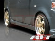 K-spec Style Side Skirts For Scion xB 2004-2007