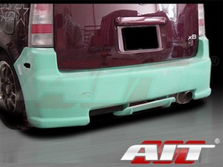 V-spec Style Rear Bumper Cover For Scion xB 2004-2007