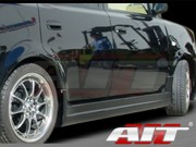 V-spec Style Side Skirts For Scion xB 2004-2007