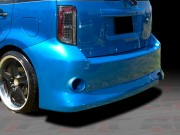 FAB Style Rear Bumper Cover For Scion xB 2008-2010