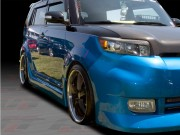 FAB Style Side Skirts For Scion xB 2008-2015