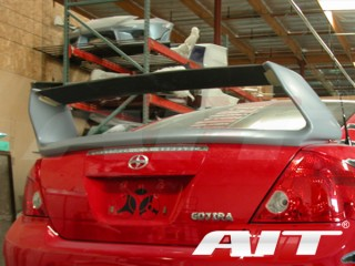 BATTLE Series Rear Spoiler For Scion tC 2004-2010