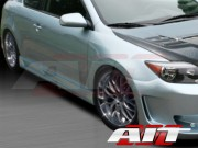 KS Style Side Skirts For Scion tC 2004-2010