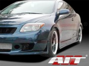 ZEN Style Side Skirts For Scion tC 2004-2010