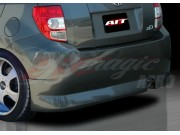 PRESIDENTE Series Rear Bumper Cover For Scion xD 2008-2013