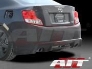 Diablo Style Rear Bumper Cover For Scion tC 2011-2013