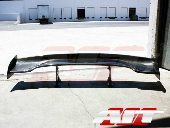 Super Gt Wing Carbon Fiber 56 Inches Length