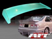 MGN Rear Spoiler For Honda Civic 1996-2000 Sedan