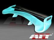 Universal VS Style Rear Spoiler w/ Carbon Fiber