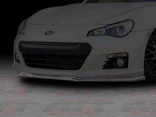 CS Style Front Bumper Lip For Subaru BRZ 2013-2014