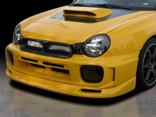 Charger Style Front Bumper Cover For Subaru Impreza 2002-2003