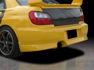 Charger Style Rear Bumper Cover For Subaru Impreza 2002-2003