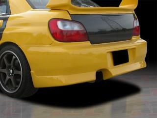 Charger Style Rear Bumper Cover For Subaru Impreza 2002-2003