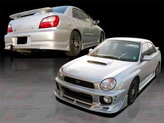CW Style Complete Bodykit For Subaru Impreza 2002-2003