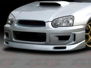Charger Style Front Bumper Cover For Subaru Impreza 2004-2005