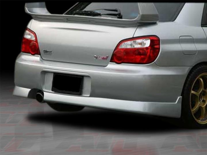 Charger Style Rear Bumper Cover For Subaru Impreza Sti
