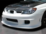 I-spec Style Front Bumper Cover For Subaru Impreza 2006-2007