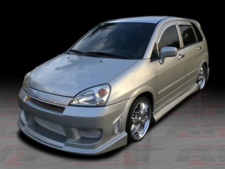 Suzuki Aerio Sx Front Bumper