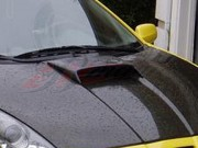 HS Style Carbon Fiber Hood scoop For Toyota Celica 2000-2005