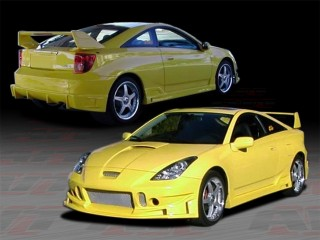 BCS Style Complete Body Kit For Toyota Celica 2000-2005