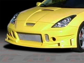 BC Style Front Bumper Cover For Toyota Celica 2000-2005