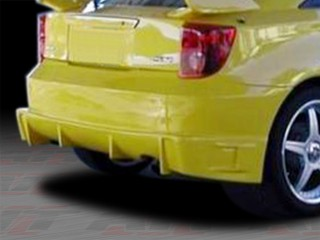 BC Style Rear Bumper Cover For Toyota Celica 2000-2005