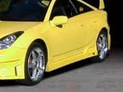 BC Style Side Skirts For Toyota Celica 2000-2005