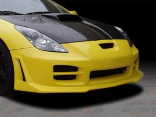 R34 Style Front Bumper Cover For Toyota Celica 2000-2005