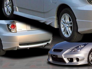 TRD Style Complete Body Kit For Toyota Celica 2000-2005