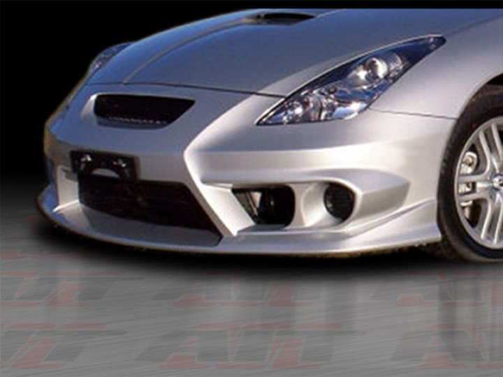 Trd Style Front Bumper Cover For Toyota Celica 2000 2005