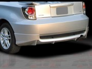 TRD Style rear skirt For Toyota Celica 2000-2005