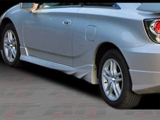 TRD Style Side Skirts For Toyota Celica 2000-2005