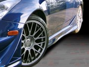 VS-GT Style Side Skirts For Toyota Celica 2000-2005