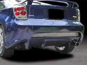 VS_II Style Rear Bumper Cover For Toyota Celica 2000-2005