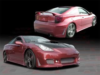 ZEN Style Complete Body Kit For Toyota Celica 2000-2005