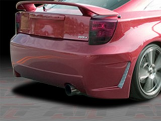 ZEN Style Rear Bumper Cover For Toyota Celica 2000-2005