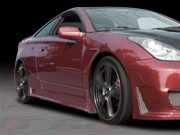ZEN Style Side Skirts For Toyota Celica 2000-2005
