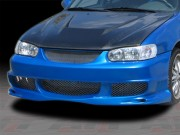 BMX Style Front Bumper Cover For Toyota Corolla 2001-2002